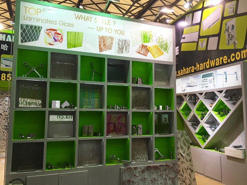 2016 Shanghai glass show