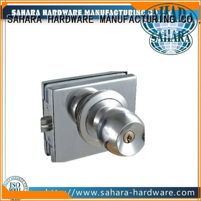 SAHARA Glass HARDWARE Brand door GAC commercial glass door locks ROYMA