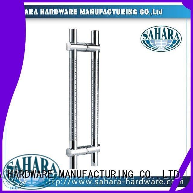glass handles for doors ROYMA handles for glass doors SAHARA Glass HARDWARE Brand steel stainless door