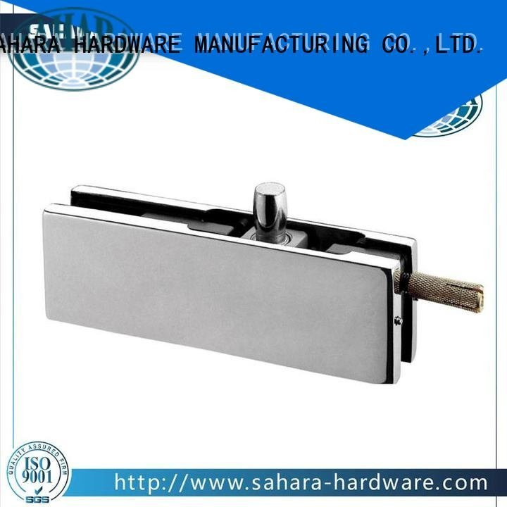 Wholesale patch glass door patch fitting SAHARA Glass HARDWARE Brand