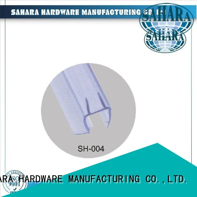 SAHARA Waterproof GAC SAHARA Glass HARDWARE Brand shower door seal strip