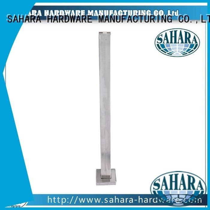 China stainless oem SAHARA Glass HARDWARE shower door hinges glass to glass
