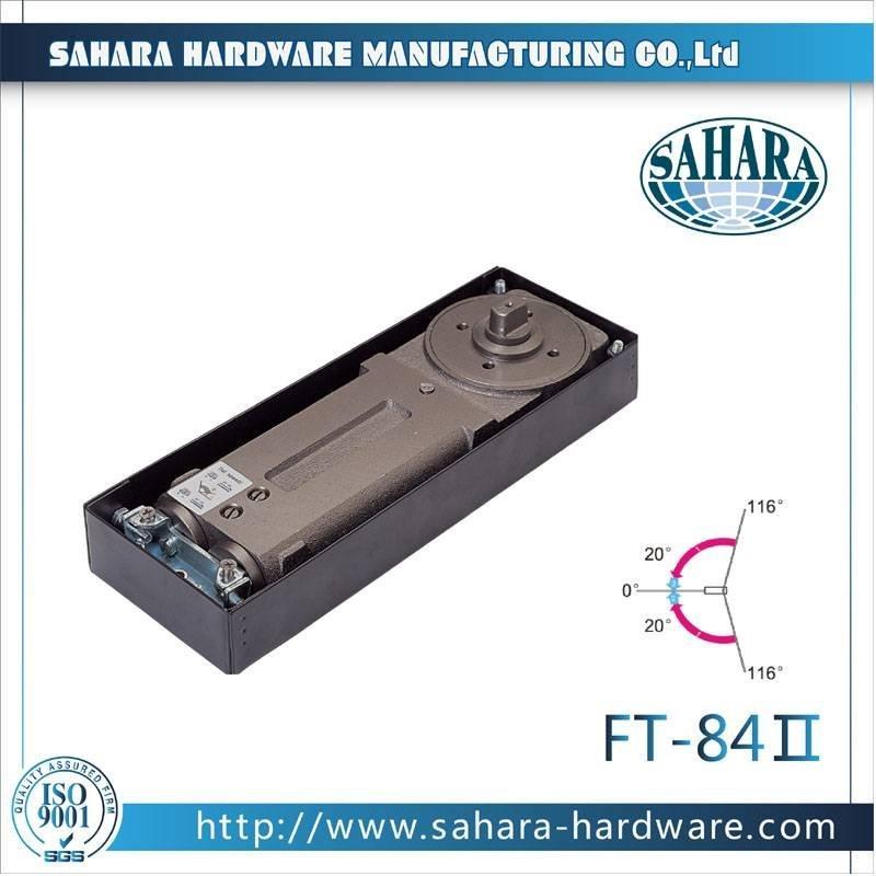 OEM Aluminium Floor Spring-FT-84(2) for Doors