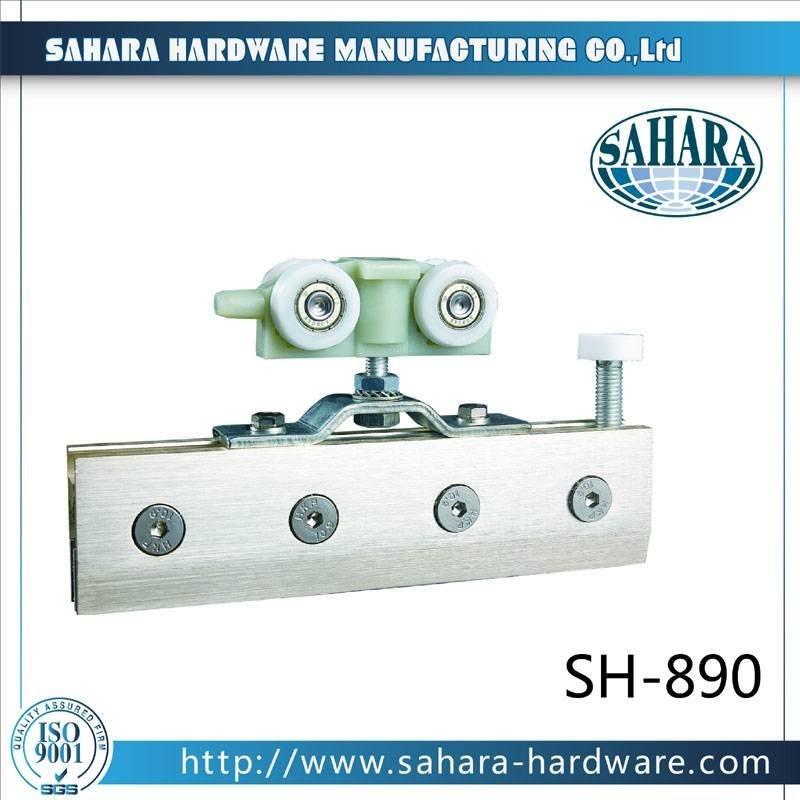 OEM Aluminium Heavy Duty Sliding Door System-SL-890