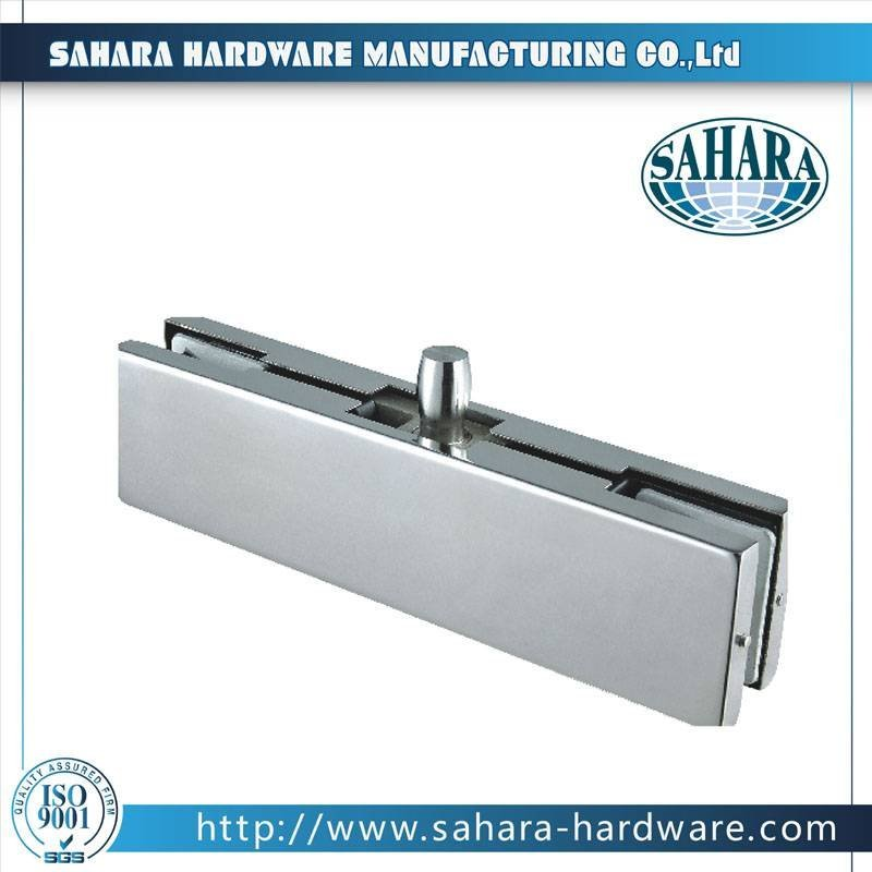 Frameless Glass Door Patch Fittings-FT-40F
