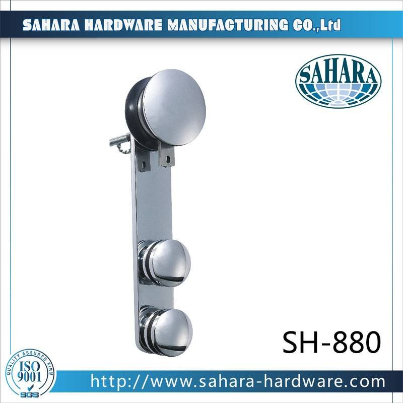 OEM Aluminium Heavy Duty Sliding Door System-SL-880