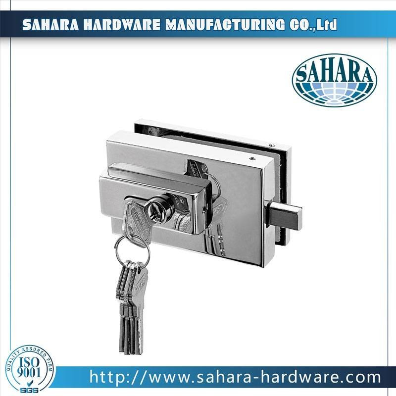 Aluminum Sliding Glass Door Lock-FT-52