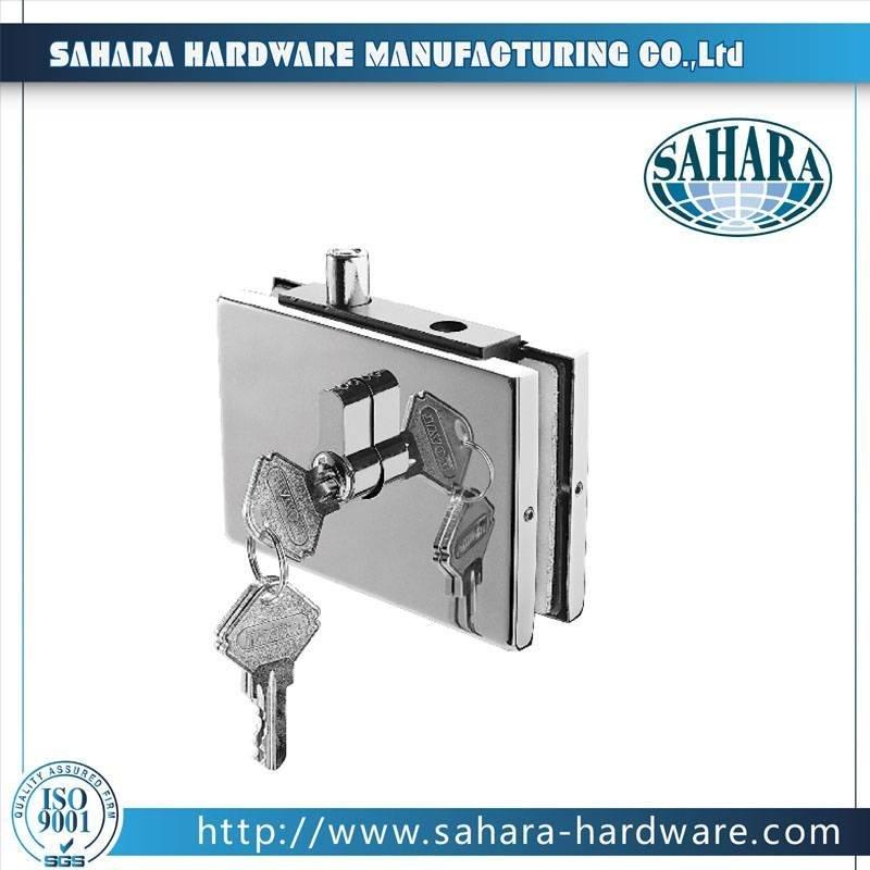 Aluminum Sliding Glass Door Lock-FT-53