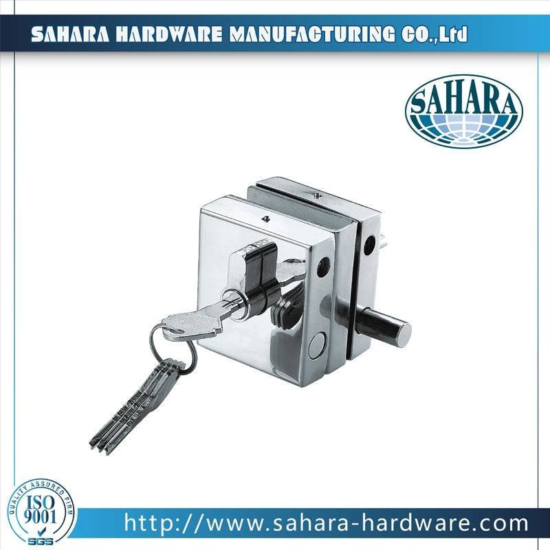 Aluminum Sliding Glass Door Lock-FT-55