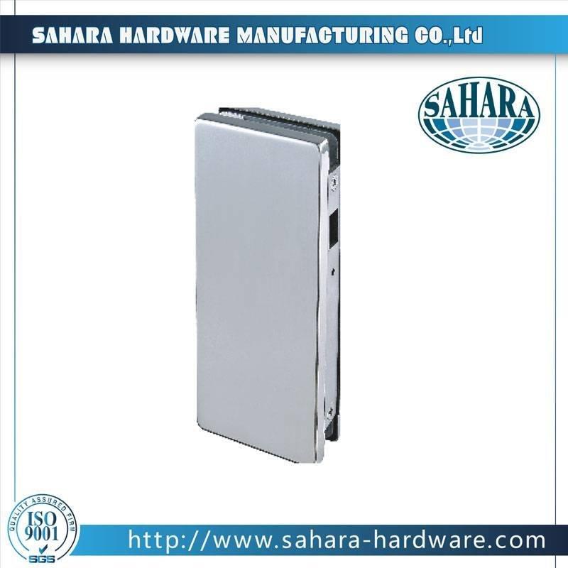 Stainless Steel Glass Door Lock-FT-57K