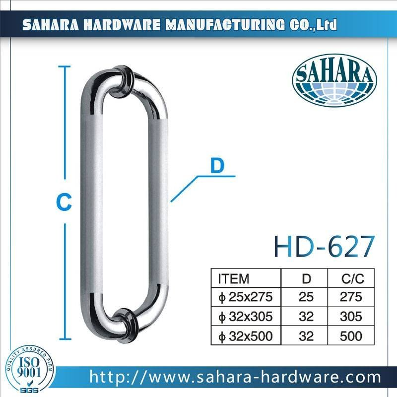 Stainless Steel Door Handles-HD-627