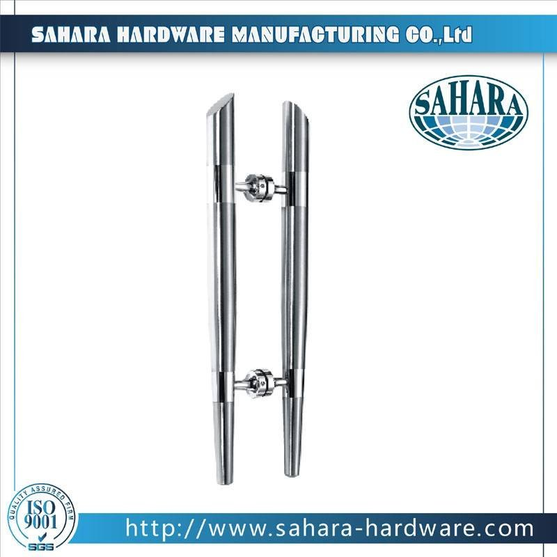 China Stainless Steel Door Handles-HD-632A