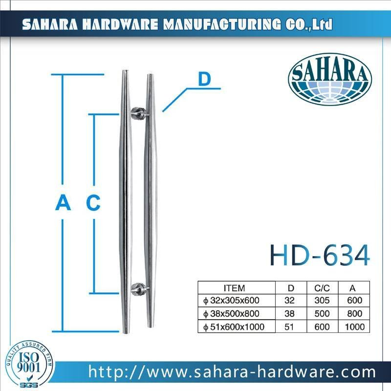 China Stainless Steel Handle-HD-634