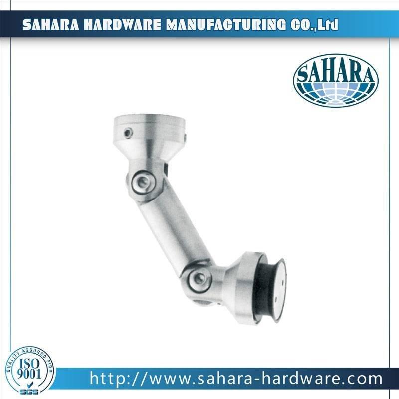 Glass Door Hardware-Acc Brass CylindersGlass Lock-FT-58K