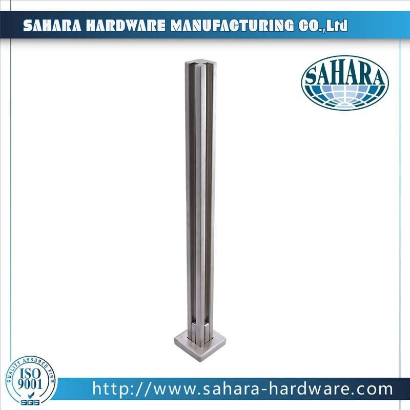 Frameless Glass Balustrade Spigots-LQ-02-90