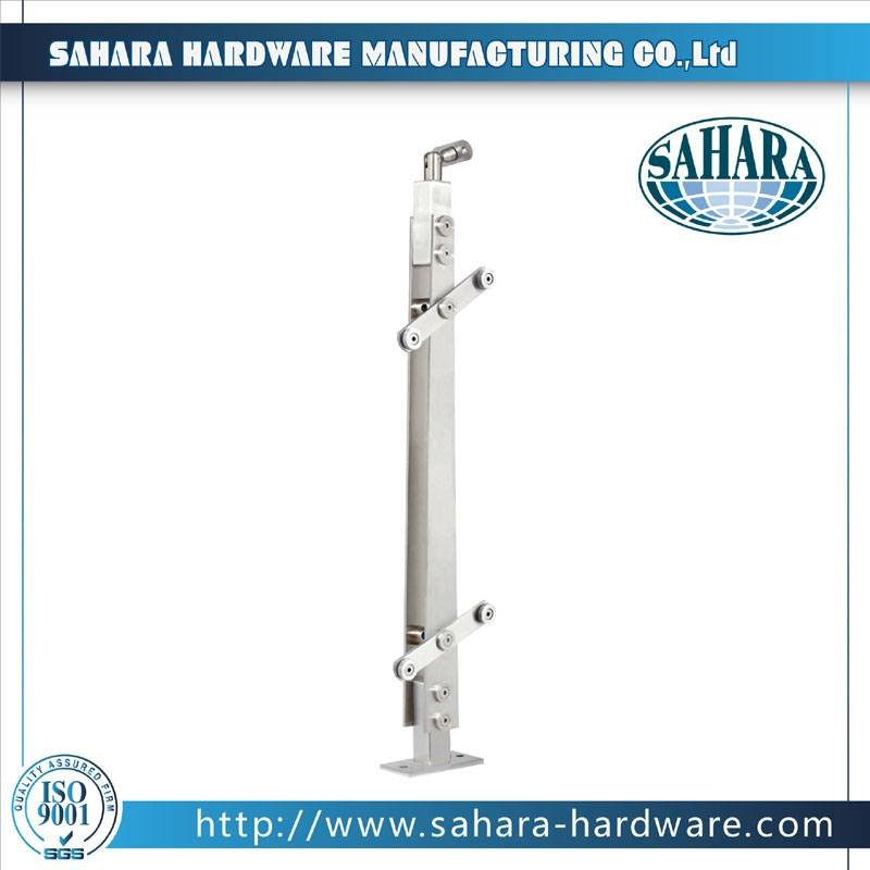 OEM Polish Stainless Steel Balustrade Spigots-HJ-043