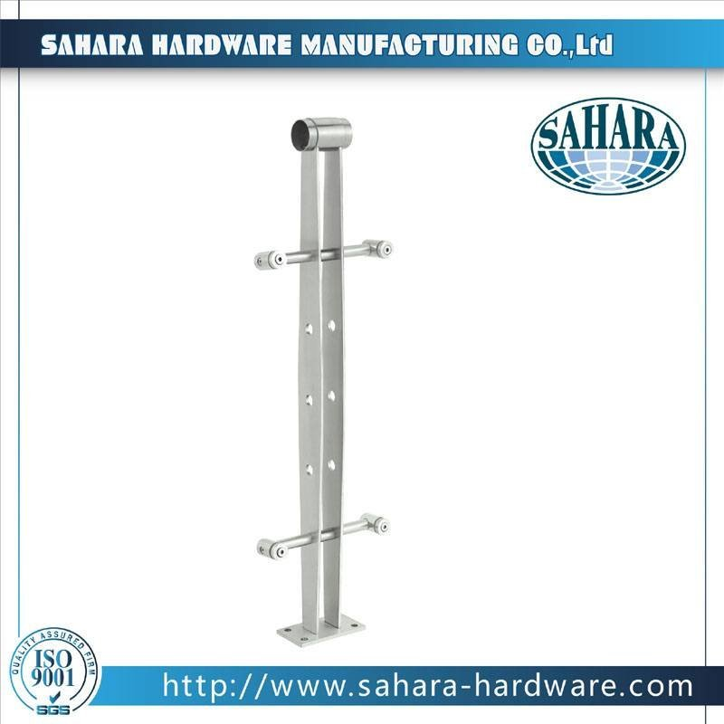 OEM Polish Stainless Steel Balustrade Spigots-HJ-048