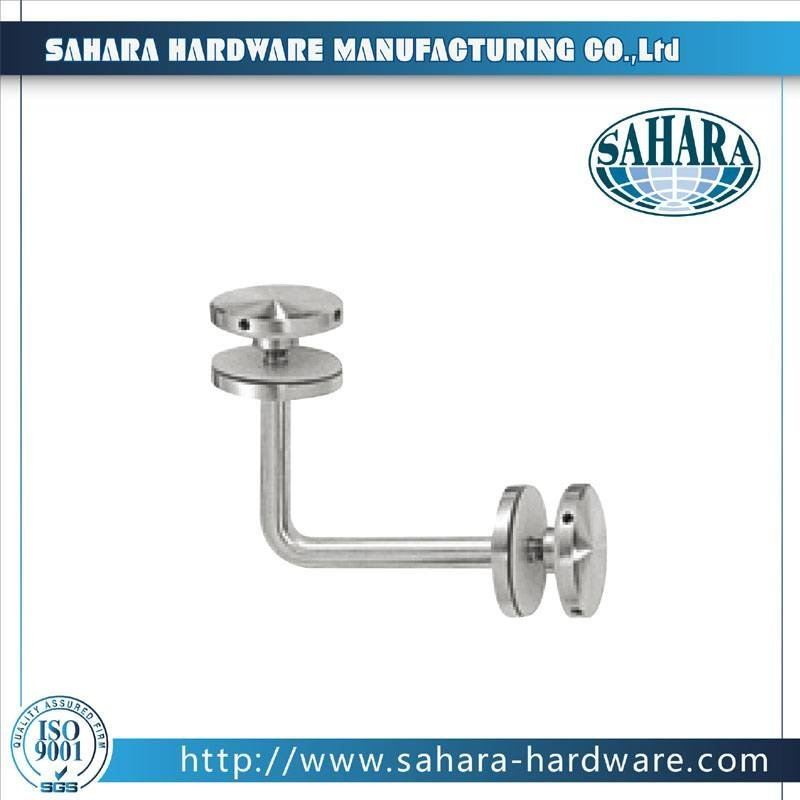 OEM Polish Stainless Steel Balustrade Spigots-HJ-7G-G