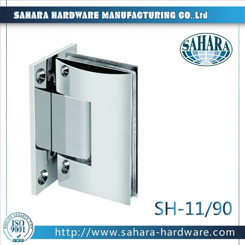 Bathroom Glass Door Hinges-SH-11-90