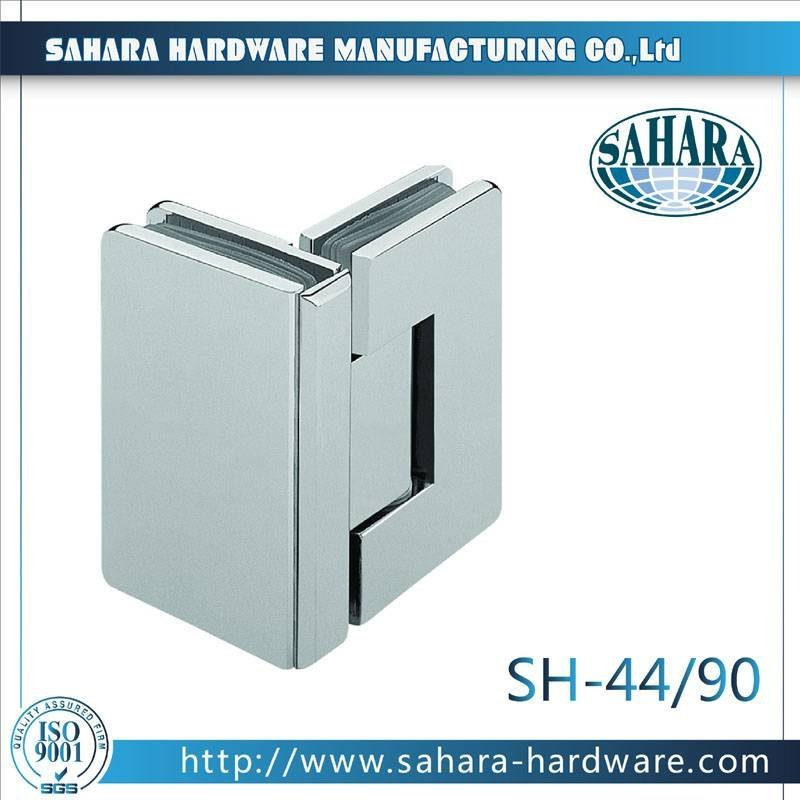 Frameless Bathroom Shower Door Hinges-SH-44-90