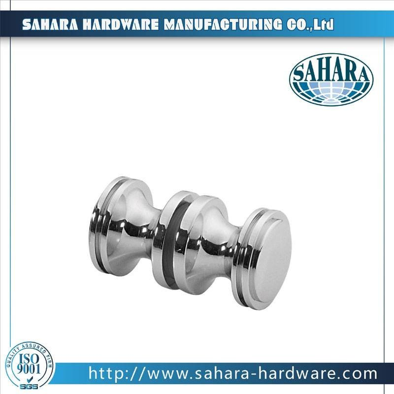 China Brass Square Shower Knob-SH-758