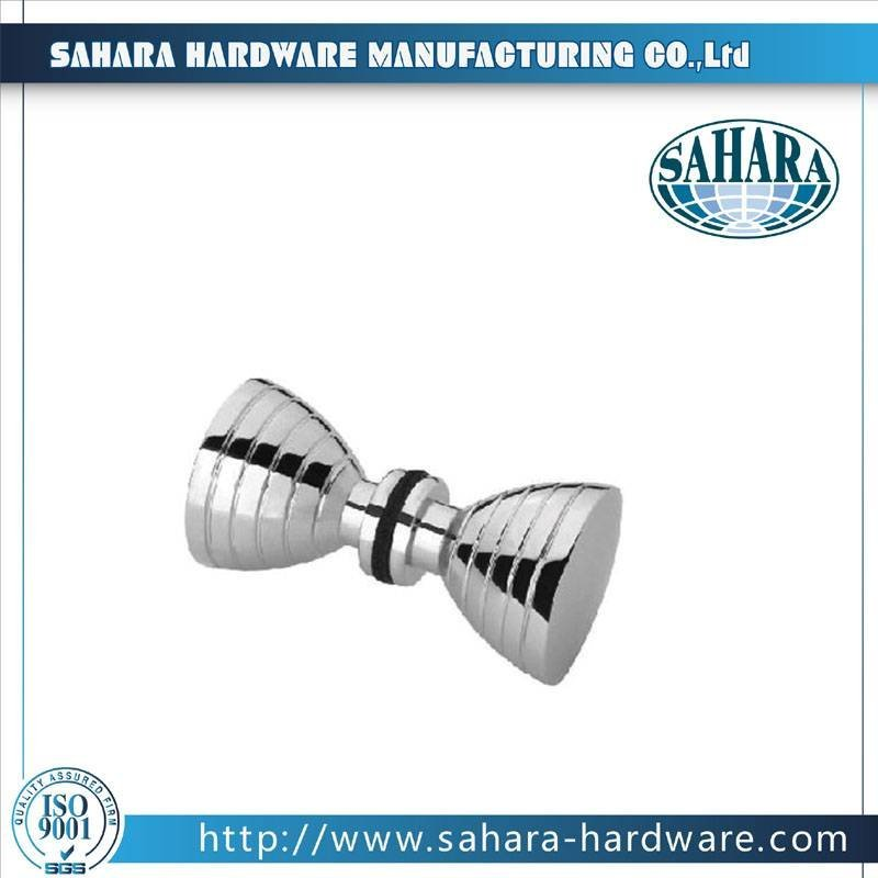China Brass Square Shower Knob-SH-8008