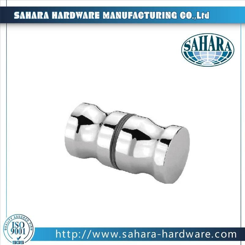 China Brass Square Shower Knob-SH-8009