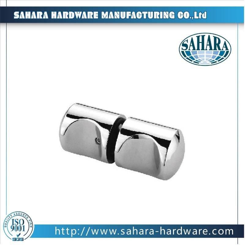 China Brass Square Shower Knob-SH-8010