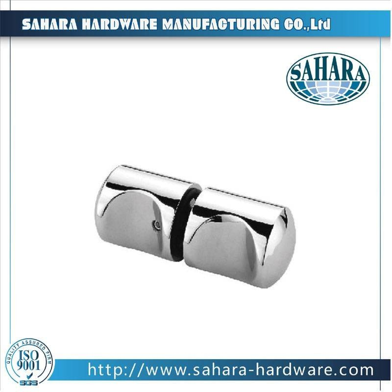 China Brass Square Shower Knob-SH-8010