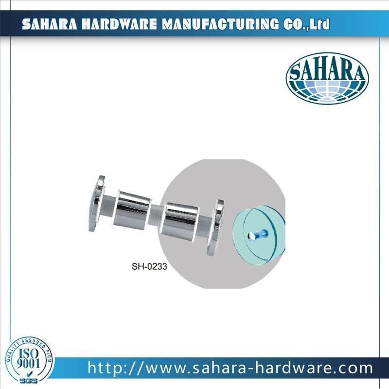 China Brass Square Shower Knob-SH-0233