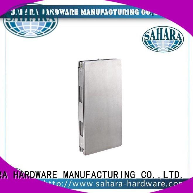 SAHARA Glass HARDWARE ROYMA bathroom glass door lock China cylinders