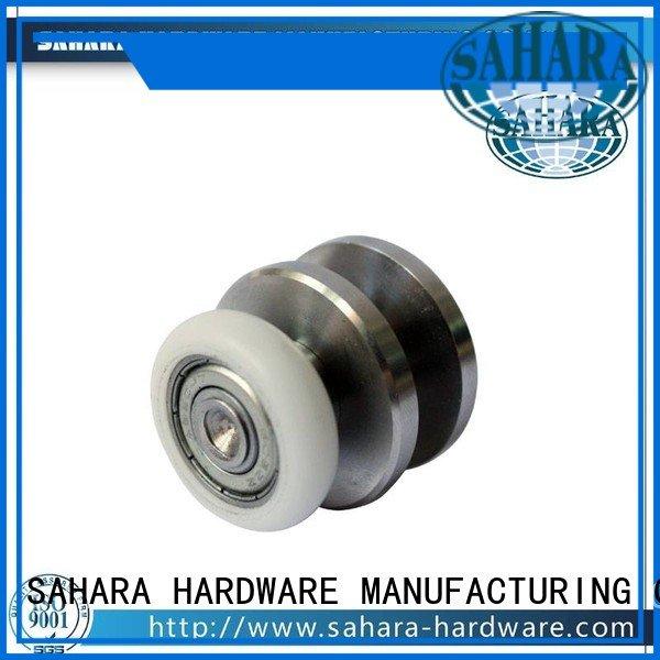 SAHARA Glass HARDWARE Brand hydraulic door Aluminium sliding trak sliding door systems ROYMA