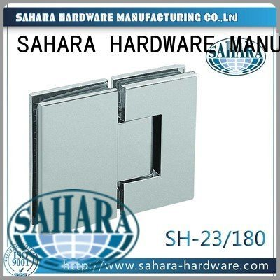 glass door hinges door SAHARA Glass HARDWARE Brand
