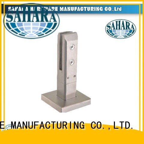 SAHARA Glass HARDWARE shower door hinges glass to glass stainless oem balustrade
