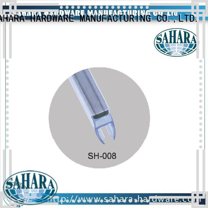 SAHARA Glass HARDWARE Brand ROYMA GAC pvc shower seal strip SAHARA supplier