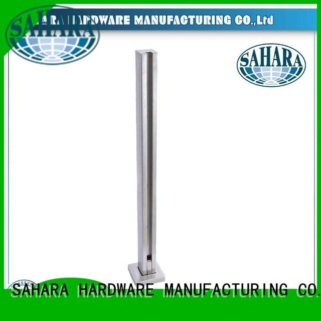 shower door hinges glass to glass SAHARA stainless OEM shower glass door hinges SAHARA Glass HARDWARE