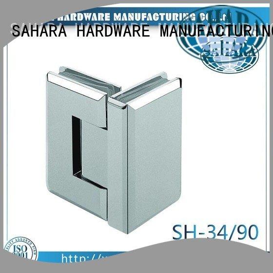 Wholesale Steel ROYMA glass door hinges SAHARA Glass HARDWARE Brand