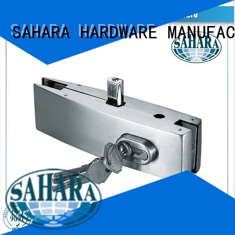 patch fitting glass door SAHARA glass SAHARA Glass HARDWARE Brand company