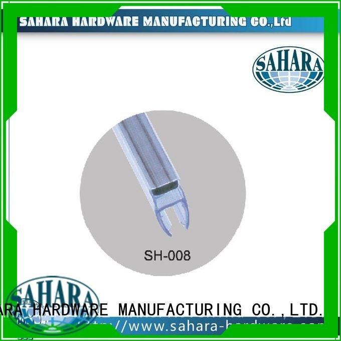 glass shower door seal strip Waterproof SAHARA SAHARA Glass HARDWARE