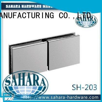 ROYMA SAHARA GAC SAHARA Glass HARDWARE glass to glass connectors