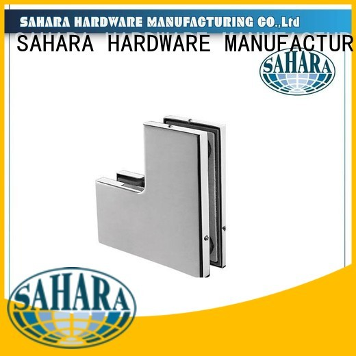 hydraulic fittings door patch fitting glass door SAHARA Glass HARDWARE manufacture