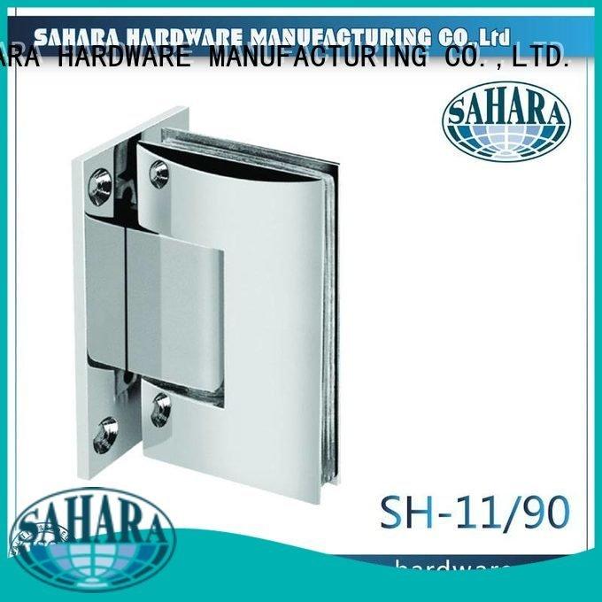glass door hinges China SAHARA Glass HARDWARE Brand