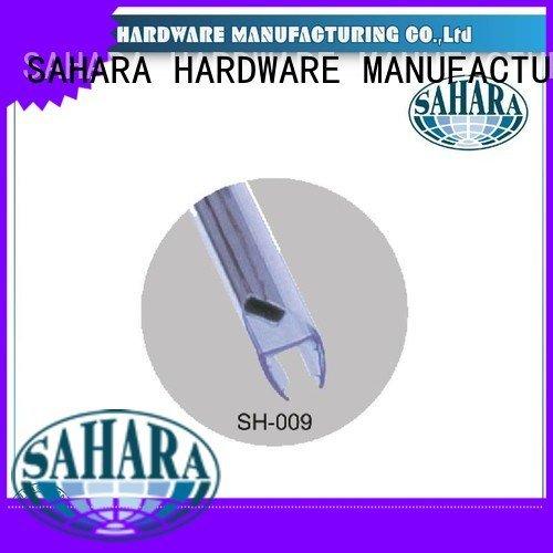 SAHARA Glass HARDWARE Brand China pvc shower seal strip GAC Door