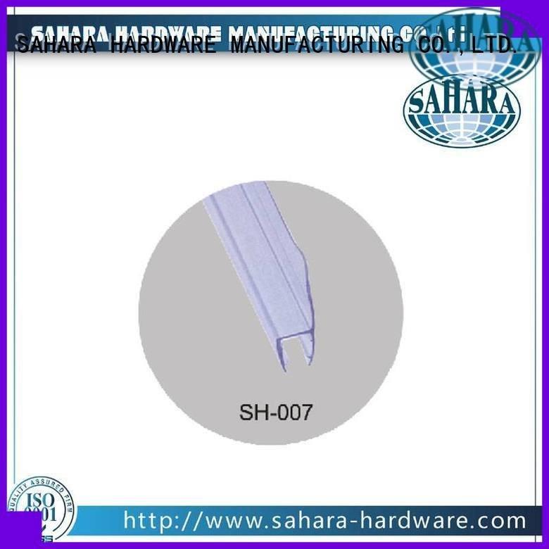 SAHARA shower door seal strip SAHARA Glass HARDWARE pvc shower seal strip