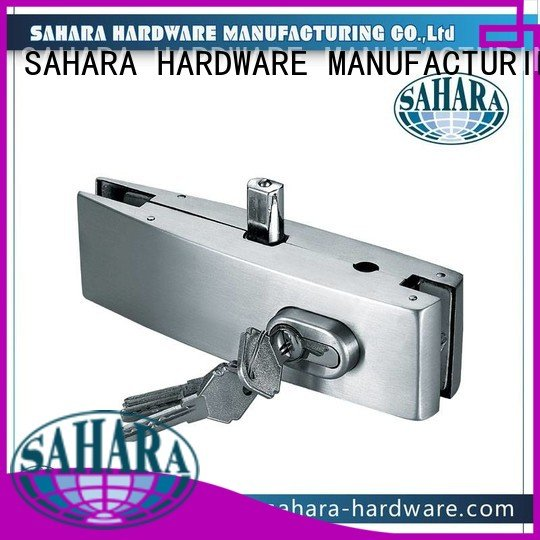 SAHARA Glass HARDWARE Brand glass patch fitting glass door frameless SAHARA