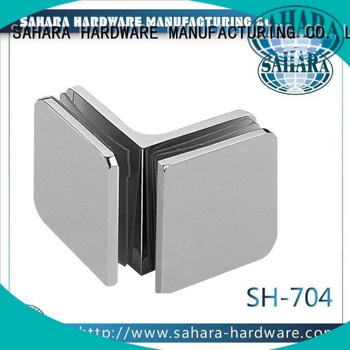 SAHARA Glass HARDWARE Brand China GAC glass to glass connectors