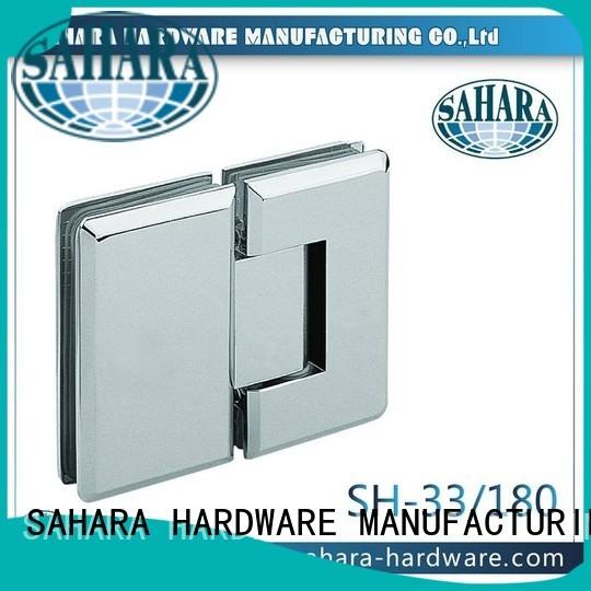 frameless shower SAHARA Glass HARDWARE Brand glass door hinges