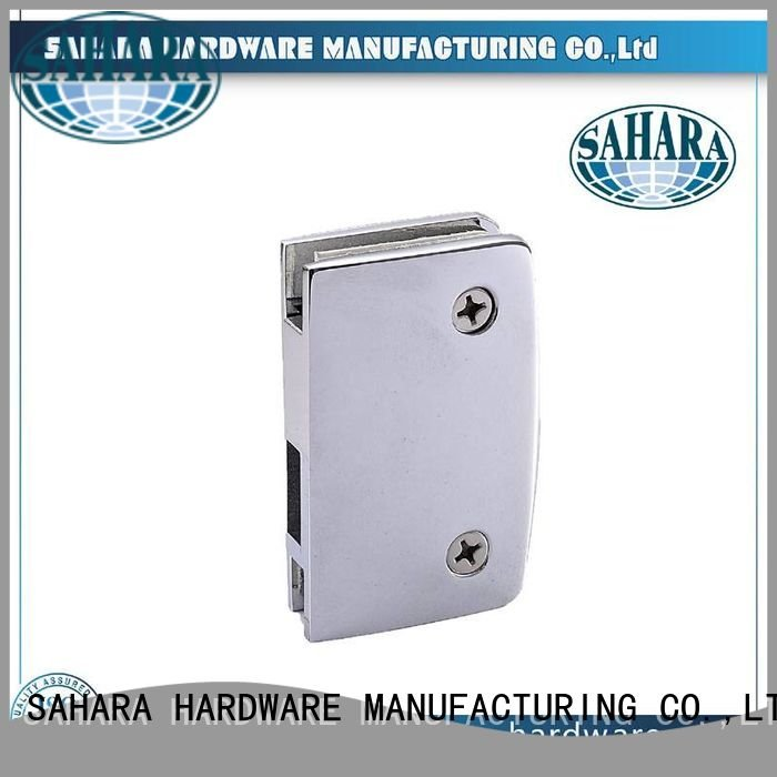 commercial glass door locks door GAC OEM bathroom glass door lock SAHARA Glass HARDWARE