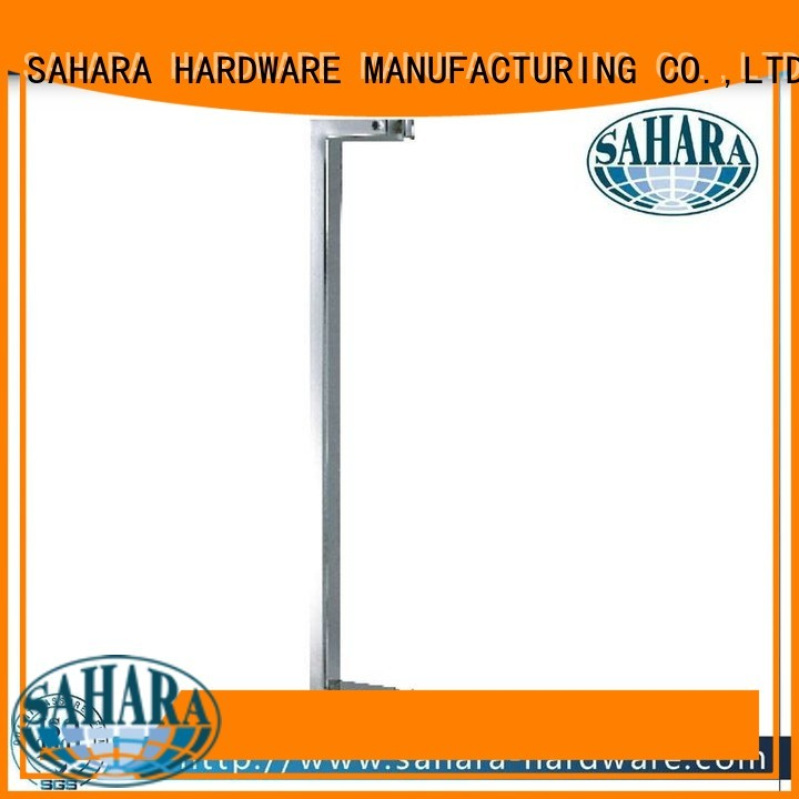 Quality SAHARA Glass HARDWARE Brand steel handles for glass doors