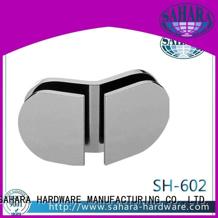 SAHARA Glass HARDWARE GAC ROYMA glass connectors China Brass